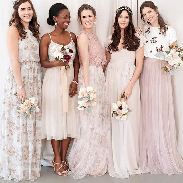 Pin By Rochelle Hack On Vintage Inspired Bridesmaids