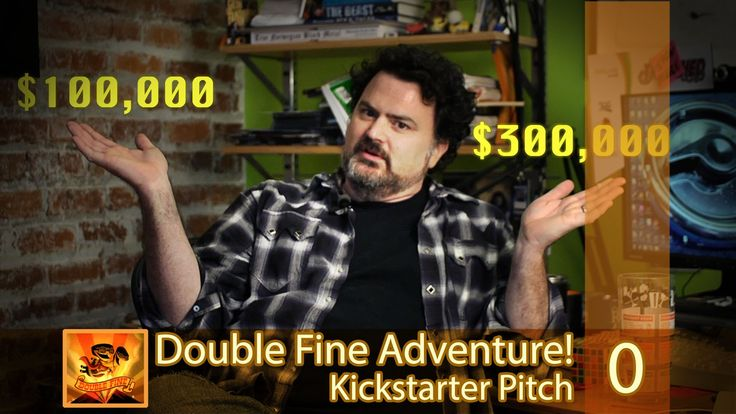 Double Fine Adventure Documentary series. Behind the scenes of the companies first game funded with kickstarter.