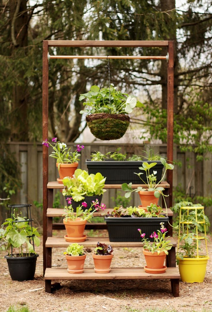 Diy Pallet Projects Easy Herbs Garden