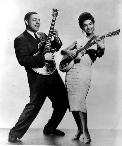"""Mickey & Sylvia, """"Love is Strange"""" (1956) -"""