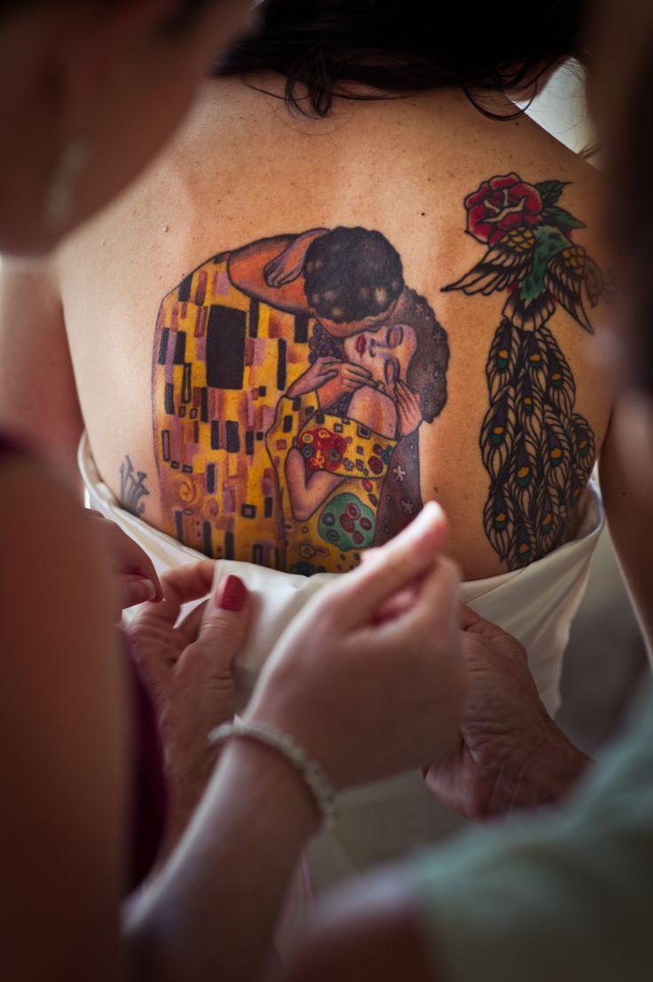 tattoo kiss