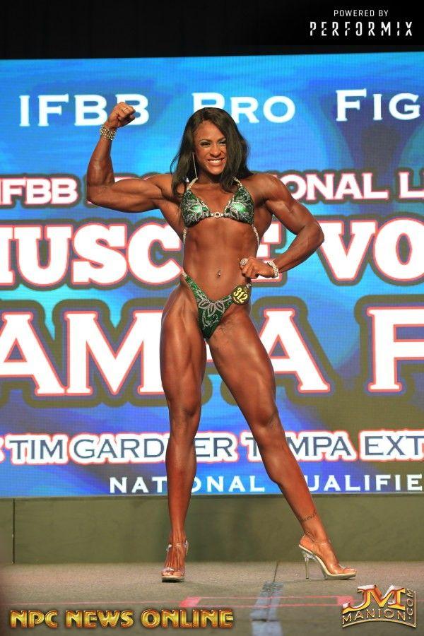 Amber Eutsey – 2018 Tampa Pro | IFBB Figure | Bodybuilding, Physique