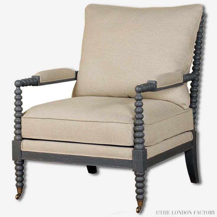 Best 20 Spindle Chair Ideas On Pinterest Spool Chair Cream Living Room Furniture And Hickory