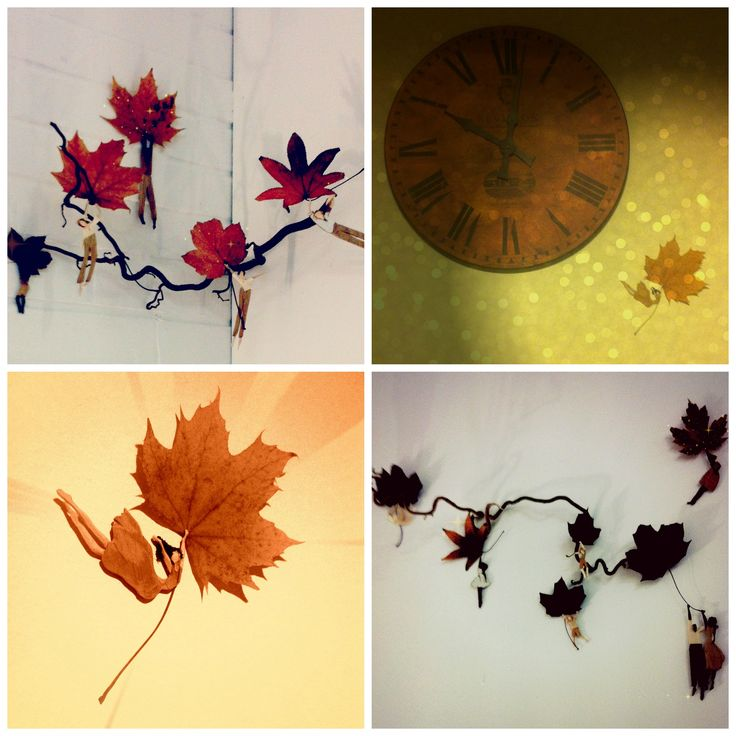 Posted on Cityloque LITTLE LEAFY  LADY Irma Pellegrini creates a world of floating figures, taken in the wind by leaf.