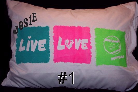 7 best images about sports pillowcases on pinterest