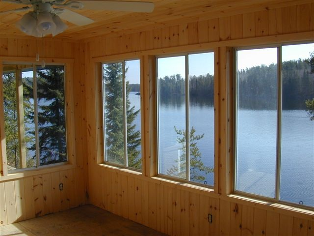 Three Seasons Room Needs A Wood Burning Stove Dream