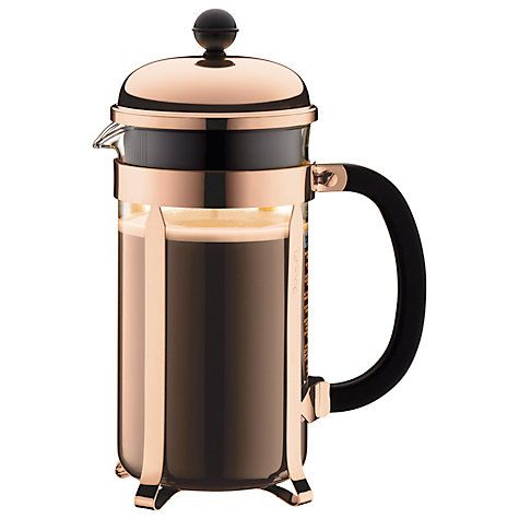 Buy Bodum Chambord Coffee Maker, 8 Cup Online at johnlewis.com