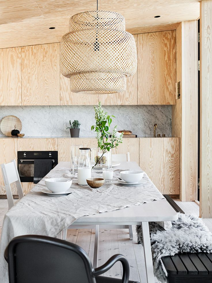 Här har vi blandat möbelserier för inne- och utomhusbruk. Praktiskt när man behöver extra sittplatser och utemöblerna tillför även en ruff enkel touch till inredningen. Klicka på bilden för att få reda på mer.