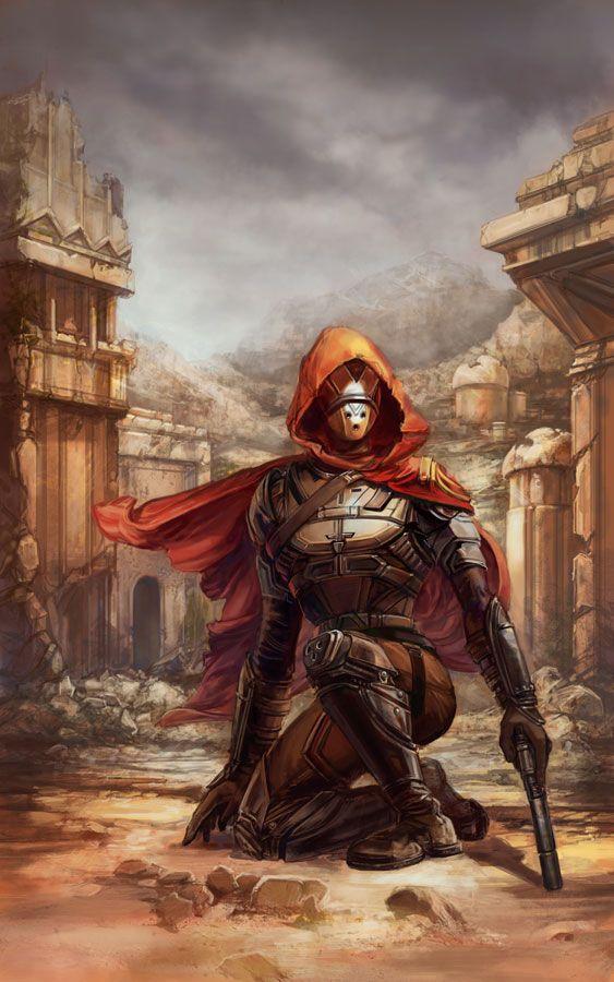 Lost Destiny by thegryph.deviantart.com on @DeviantArt