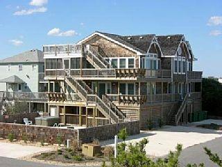 Hook Line & Sinker: 9 BR / 8.0 BA house in Corolla, Sleeps 21Vacation Rental in Corolla from @HomeAway! #vacation #rental #travel #homeaway