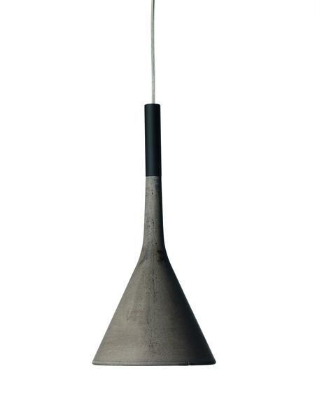 Foscarini Aplomb LED Pendant in Grey
