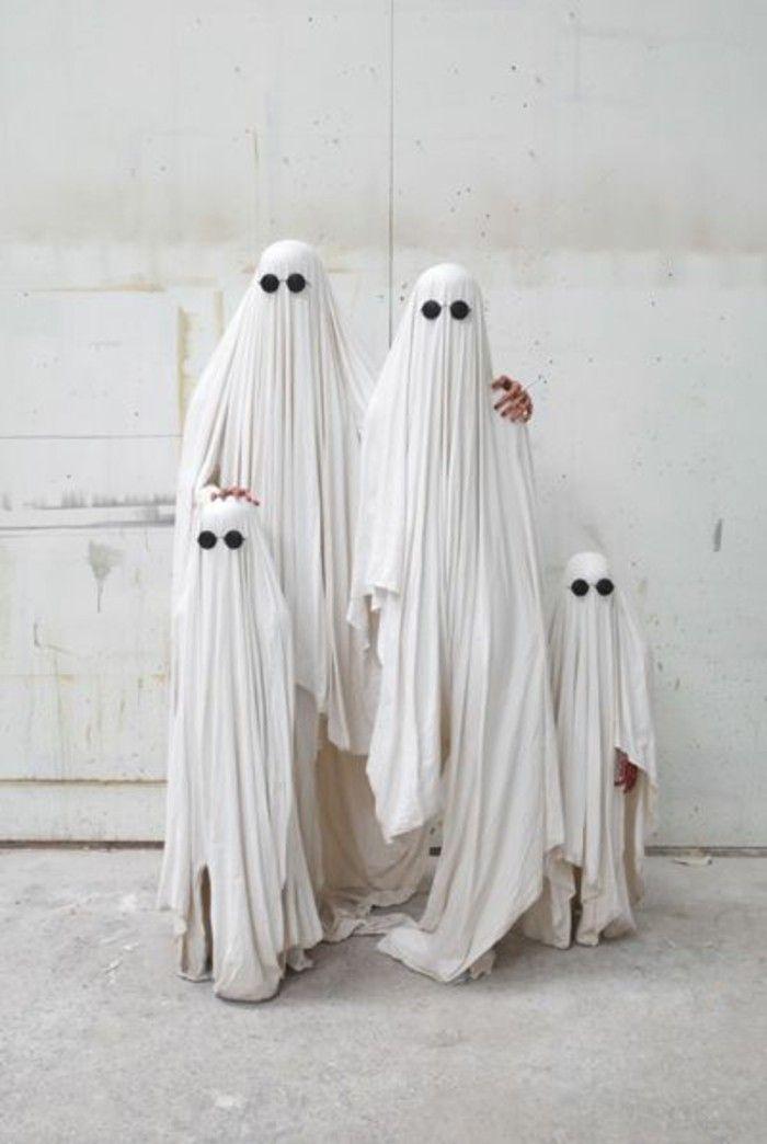 ▷ 1001 + Ideen für einfache Halloween Kostüme zum Selbermachen in der letzten Minute