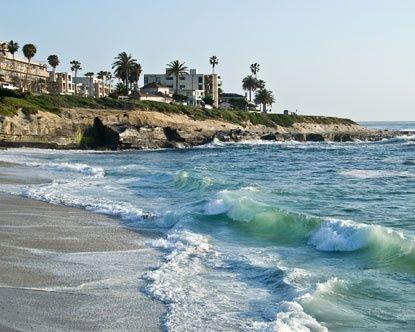 San Diego, California - Beach