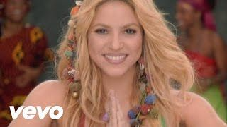 waka waka - YouTube