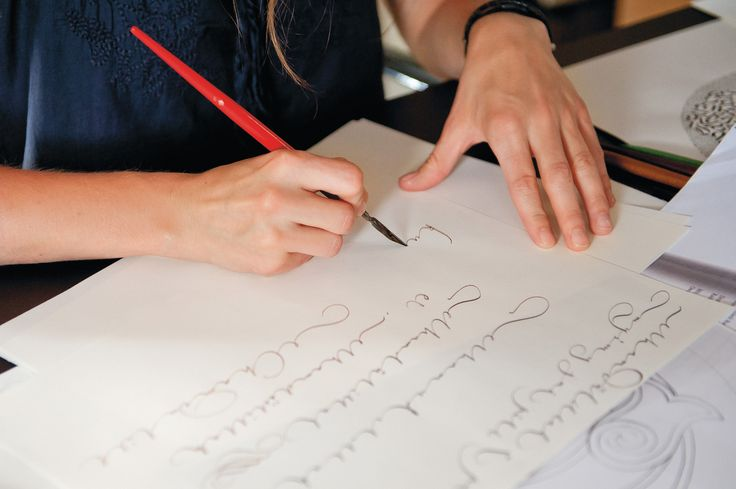 Calligraphy Workshops