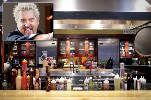 Home Kitchens Of Celebrity Chefs Celebrity Kitchens Outdoor Kitchen Home Kitchens
