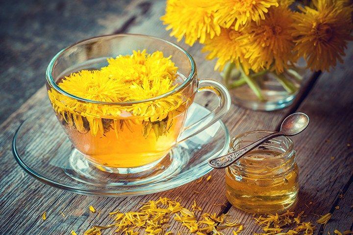How To Make Dandelion Tea Dandelion Tea Benefits Dandelion Recipes Herbalism