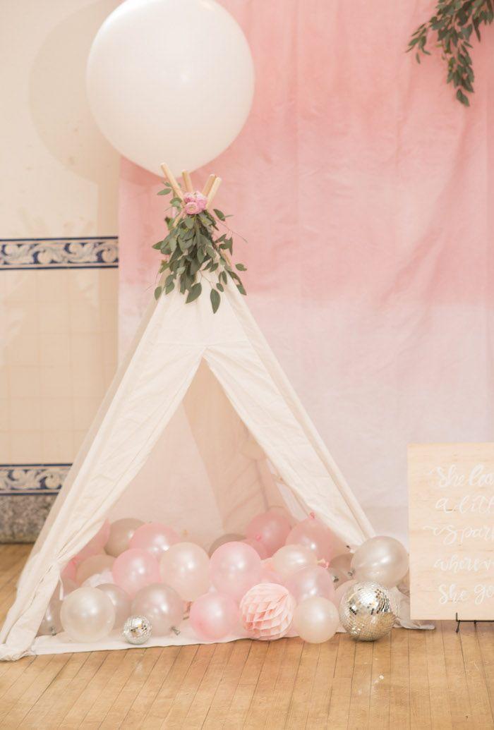 Pink Boho 2nd Birthday Party Baby Girl Birthday Theme Boho