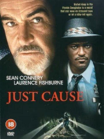 Just Cause [DVD] [1995]: Amazon.co.uk: Sean Connery, Laurence Fishburne, Kate Capshaw, Blair Underwood, Ed Harris, Christopher Murray, Ruby Dee, Scarlett Johansson, Daniel J. Travanti, Ned Beatty, Liz Torres, Lynne Thigpen, Arne Glimcher, Anna Reinhardt, Gary Foster, Lee Rich, Jeb Stuart, John Katzenbach, Peter Stone: DVD & Blu-ray