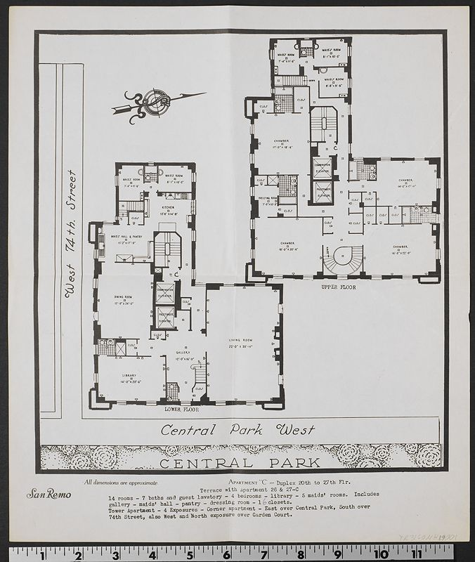 San Remo Apartments: Www.columbia.edu Cgi-bin Dlo?obj=ldpd_YR_3160_MH_019_001