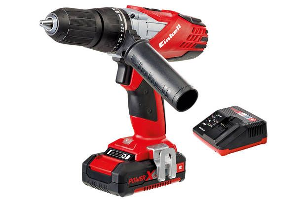 Einhell Power X Change Cordless Impact Drill - 18V: The Einhell Power X Change 18V Cordless Impact Drill is… #UKOnlineShopping #UKShopping