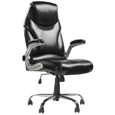 Merax High Back PU Leather Executive Reclining Office Chair Black  sc 1 st  Pinterest & Best 25+ Reclining office chair ideas on Pinterest | Recliners ... islam-shia.org