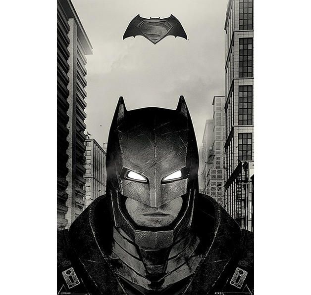 Batman vs Superman Poster