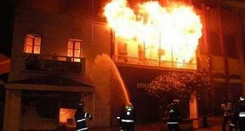 Sicilia: #Casa in #fiamme uomo salvato dai suoi cani (link: http://ift.tt/2oD3Dj4 )