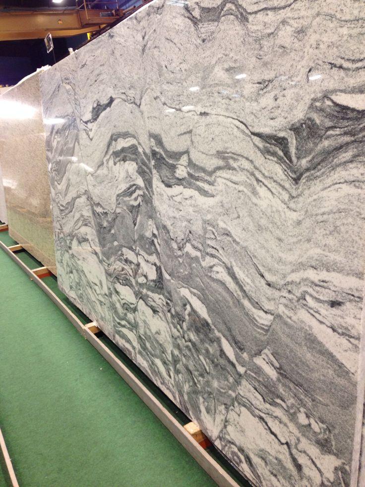 Silver Cloud Granite For The Home Granite Kitchen