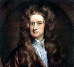 Исаак Ньютон (1643-1727) — английский физик, математик, астроном. Основатель классической теории физики. «Чудесное устройство космоса и гармония в нем могут быть объяснены лишь тем, что космос был создан по плану Всеведущего и Всемогущего Существа. Вот — мое первое и последнее слово».