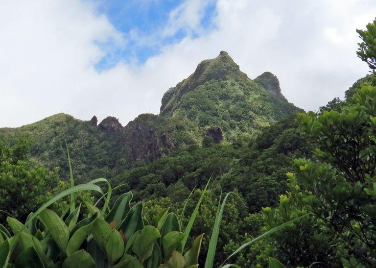 Mountain Hibok-Hibok on Camiguin
