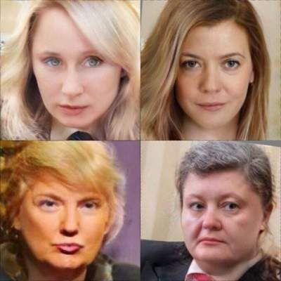 """""""Просто красотка"""": пользователи сети хохочут над Путиным-женщиной"""