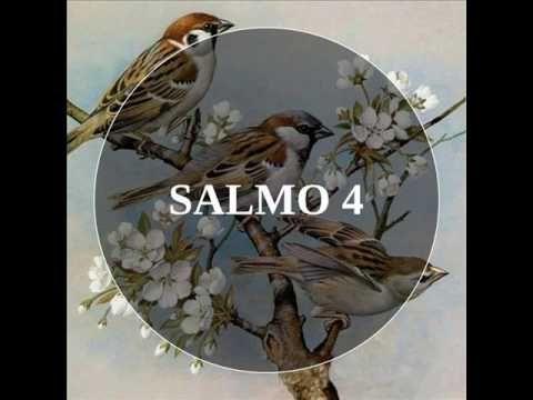 SALMO 4 / SALMO DE DAVID