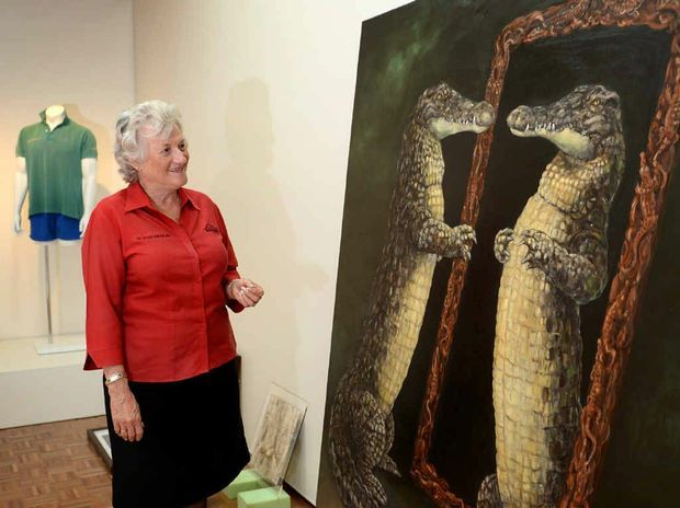 Rockhampton Art Gallery puts on a snappy show