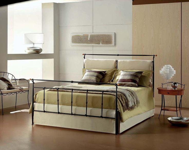 12 best Ferro battuto - letto images on Pinterest | Bedroom ...