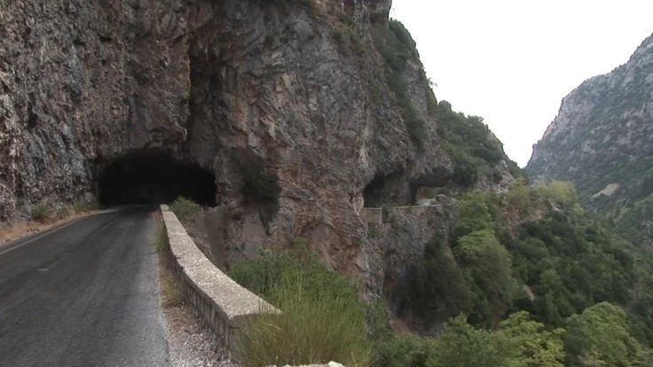A trip from Kalamata to Mystras - #Peloponnese Greece #Travelvideo