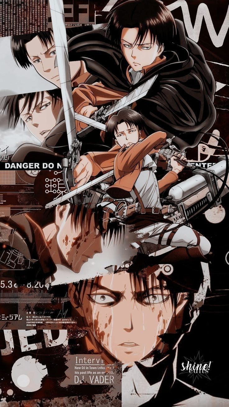 Levi Animes Wallpapers Personagens De Anime Wallpaper Animes