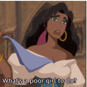 Sassy Disney Ladies Who Don't Have the Time | Oh, Snap! | Oh My Disney