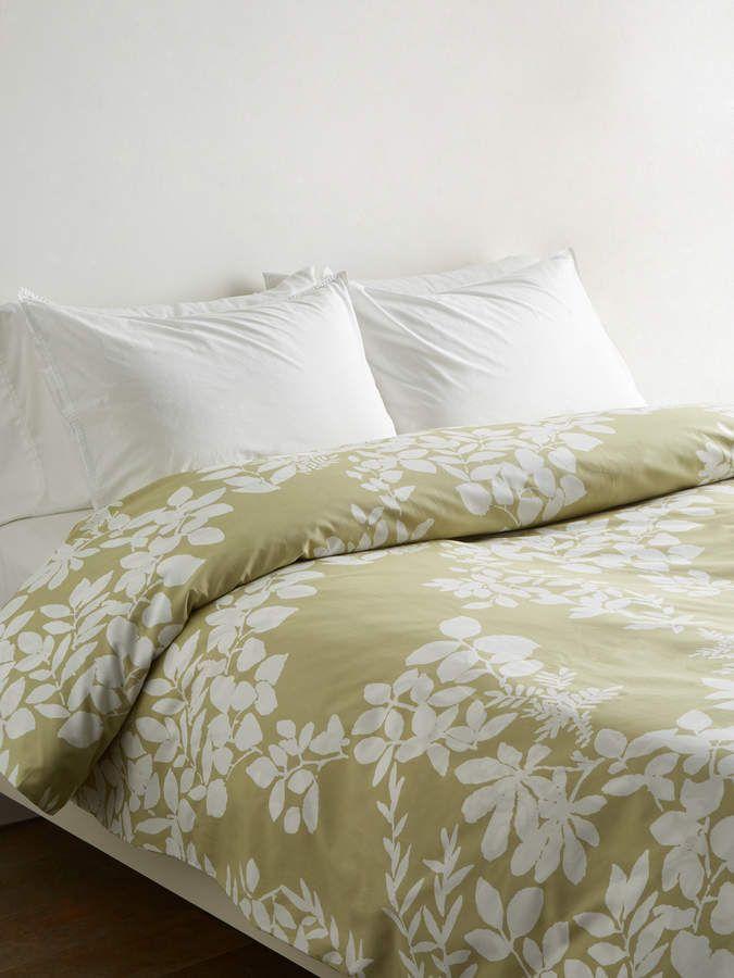 Blossom Floral Cotton Sham Spun Cotton Sham Cotton Duvet Cover Duvet Covers Duvet