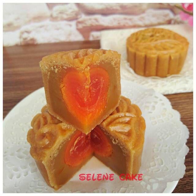 Resep Moon Cake Tiongciu Pia Oleh Selene Cake Resep Mooncake Resep Makanan Penutup Resep