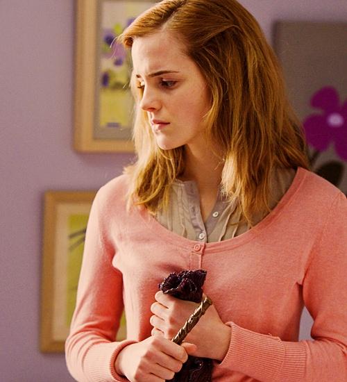 Com Hermione Granger, aprendi que só o conhecimento não basta, precisamos colocar em prática todo o nosso aprendizado