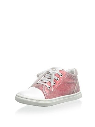 65% OFF Romagnoli Kid's Casual Sneaker (Red)