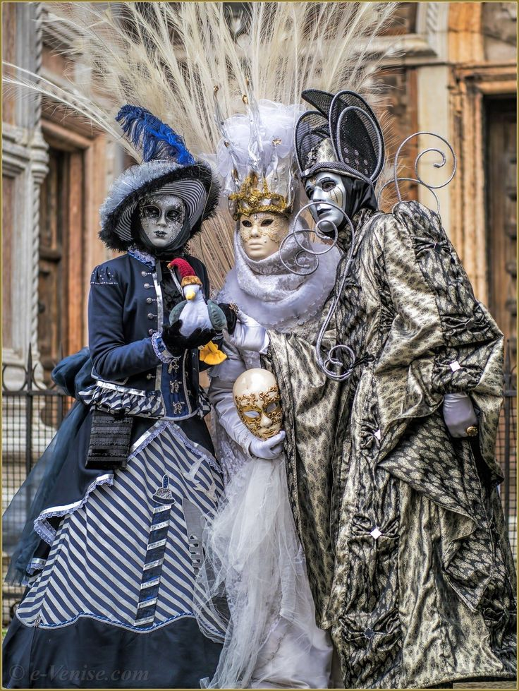 Photos Costumes Carnaval Venise 2016 | page 5