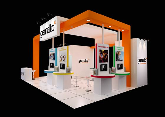 Small Exhibition Stand Questions : Best images about trade show booths on pinterest