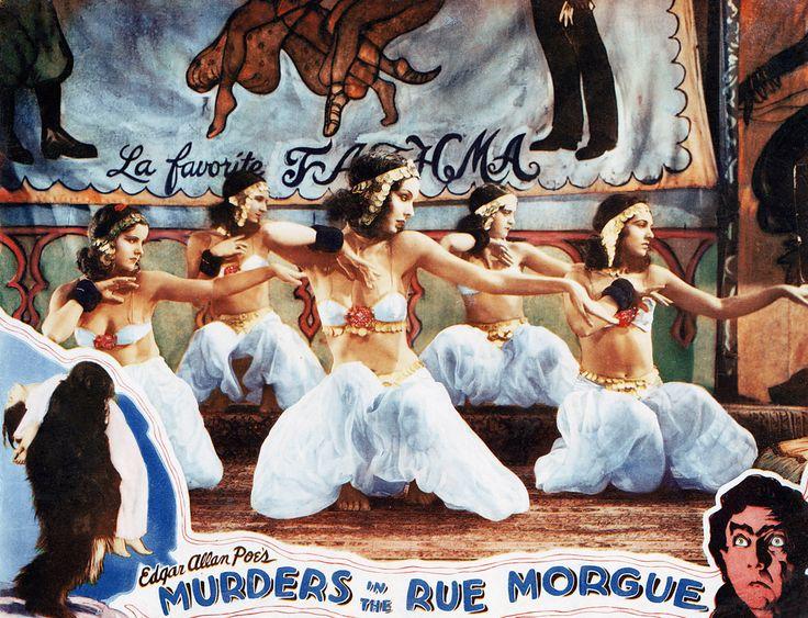 Murders in the Rue Morgue (1932) ~ Bizarre Los Angeles