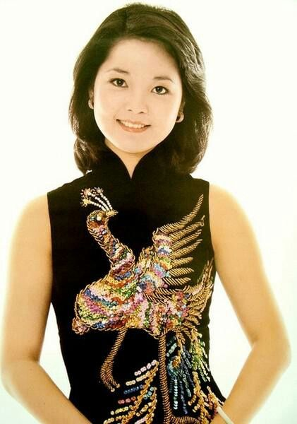 Teresa Teng -the unforgettable chinese pop singer