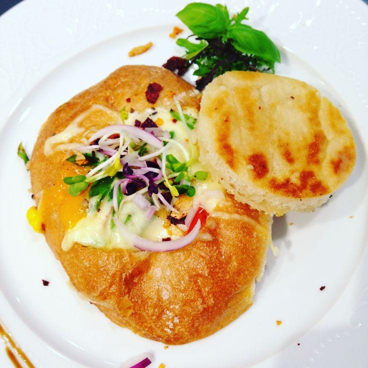 Das Herzhafte Frühstück im Café Himmlisch Gut in Karlsruhe