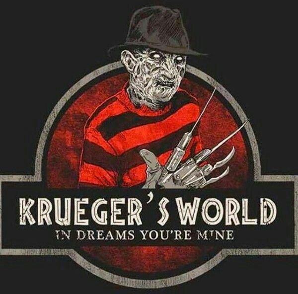Killer rare Freddy shirt