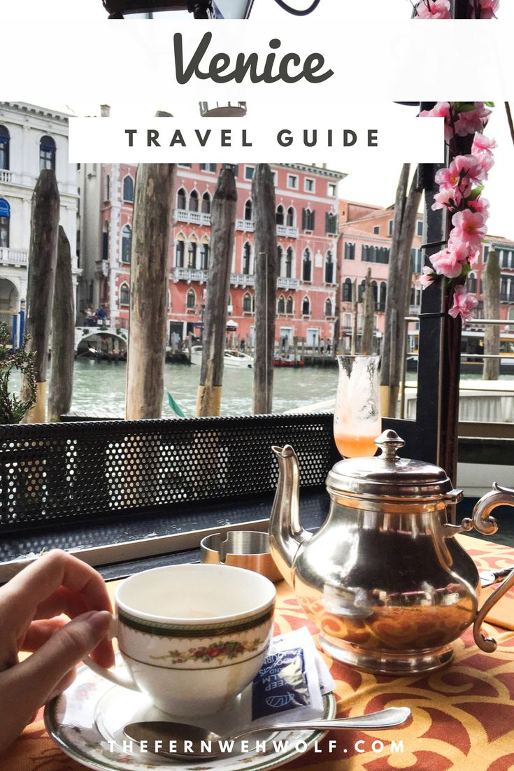 If you're debating on going to Venice this guide will convince you why you need to travel to Italys gorgeous canal city.
