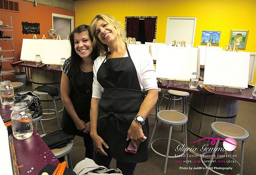 #RhodeIsland #Providence #ArtandVino #GloriaGemma #BreastCancerAwareness #BreastCancerSurvivor #Volunteers #BreastCancer #Lifestyle #Art #Paint #Wellness #ArtTherapy Visit gloriagemma.org for more info <3